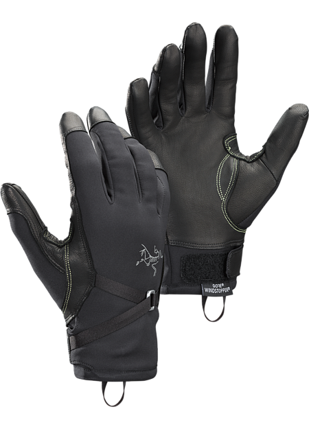 Alpha SL Glove  Black