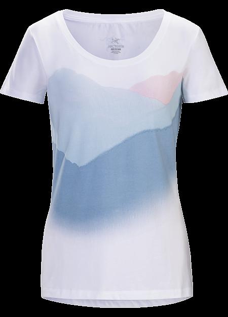 Amidst T-Shirt Women's White/Petrikor