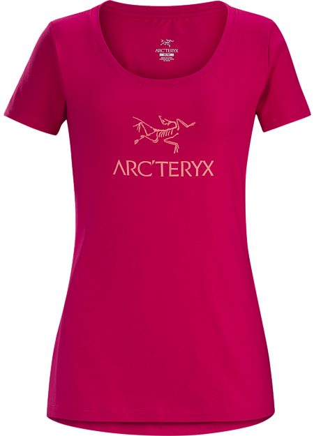 Arc'Word T-Shirt Women's Ixora