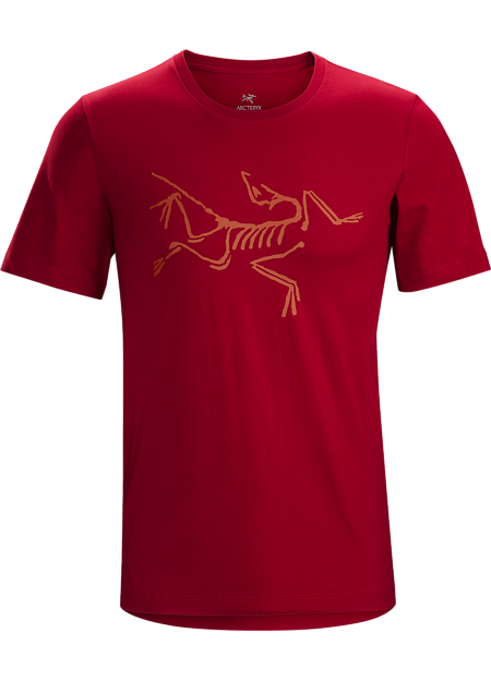 Archaeopteryx T-Shirt Men's Red Beach