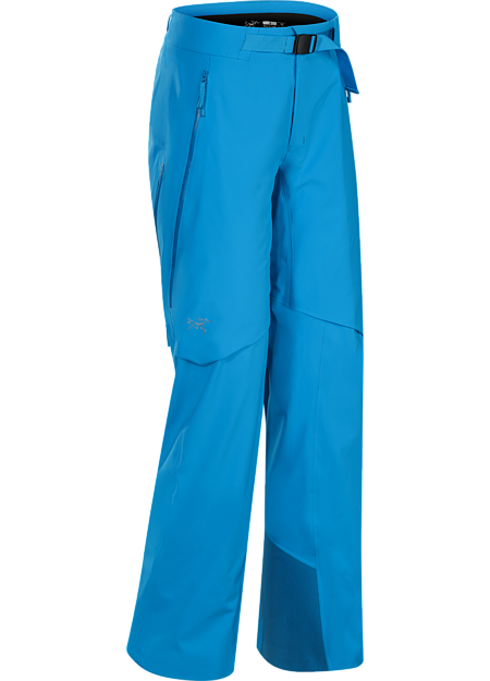Women's trim-fitting, versatile on-area GORE-TEX® ski and snowboard pant.