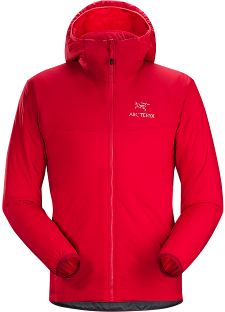 Atom LT Hoody Men's Toreador