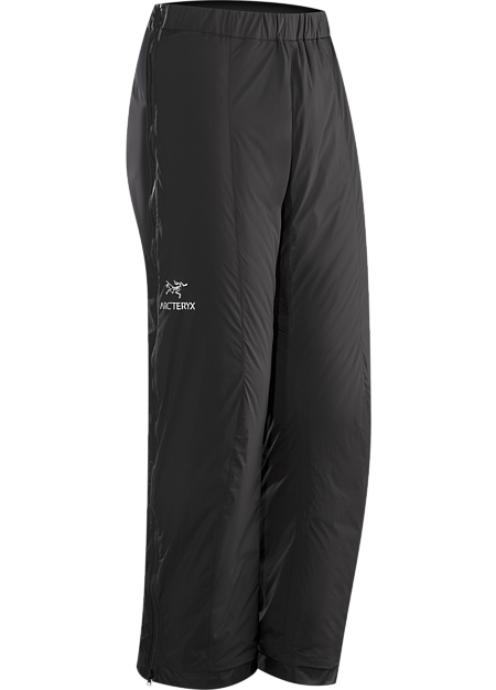 Insulated, wind-resistant pants using Coreloft™ 60 for lightweight, insulative comfort during colder conditions. Ideal during Alpine adventures as an over layer to preserve body heat during periods of low activity. Atom Series: Synthetic insulated mid layers | LT: Lightweight.