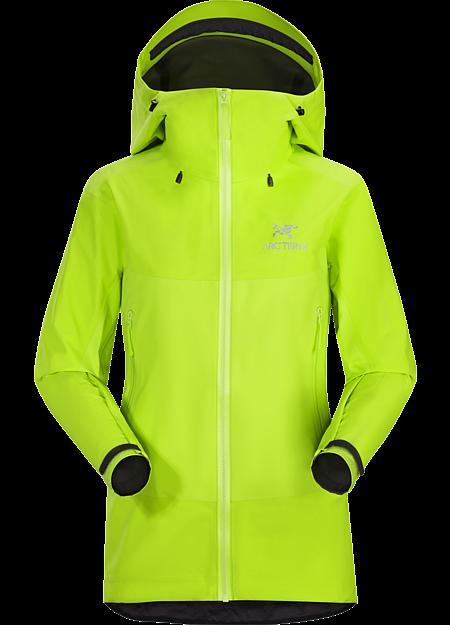 Beta SL Hybrid Jacket Women's Titanite