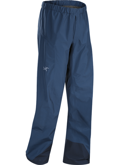 Lightweight, packable, waterproof and breathable GORE-TEX® pant, designed for maximum mobility. Designed for take-along emergency use when the weather takes a turn for the worse. Beta Series: All-round mountain apparel | SL: Superlight.
