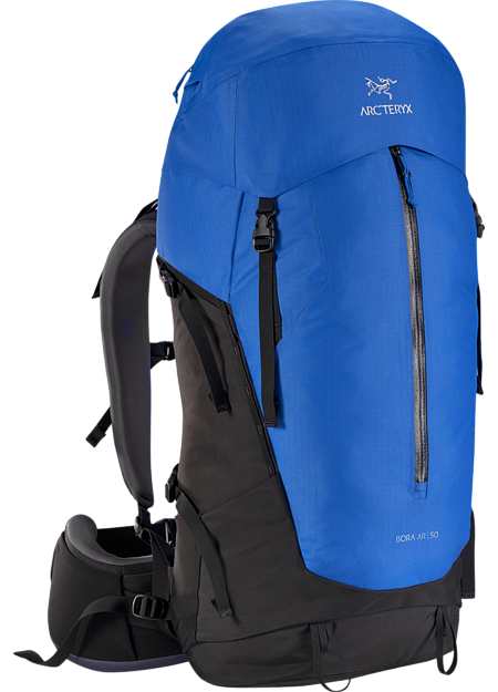 Bora AR 50 Backpack Men's Borneo Blue