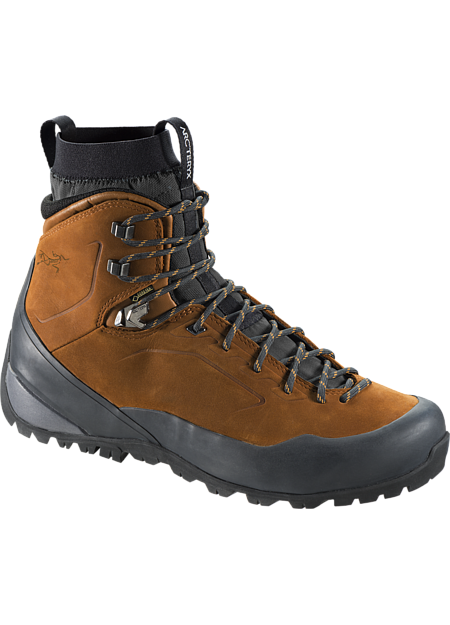 Bora Mid Leather GTX Hiking Boot Men's Cedar/Graphite