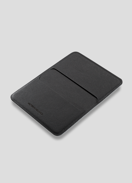 Casing Card Wallet Men's Black