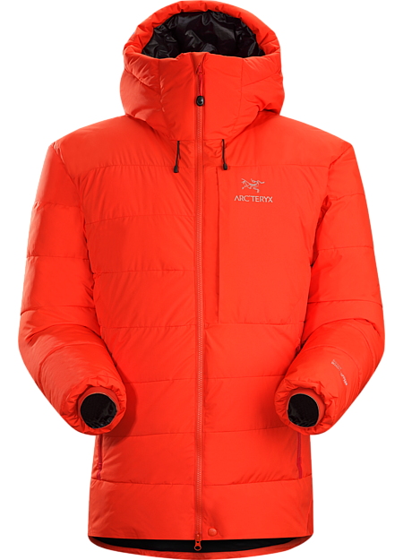 Ceres SV Parka Men's Magma