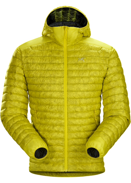 Superlight, highly packable down hoody performs as a midlayer or standalone. Down Series: Down insulated garments | SL: Superlight.