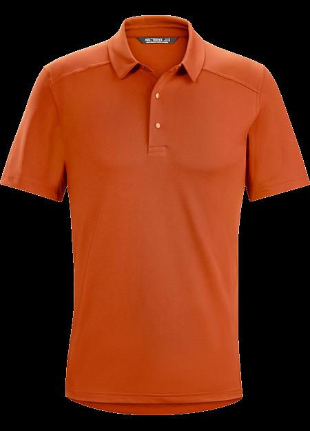 Chilco Polo Shirt SS Men's Rooibos