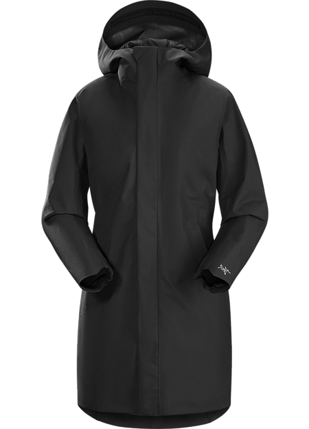 Codetta Coat Women's Black