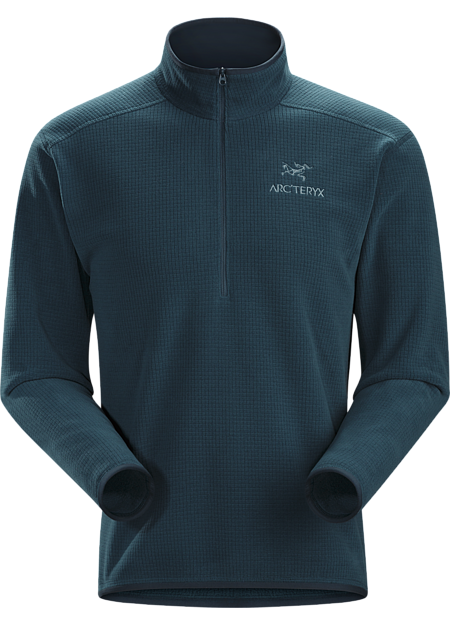 Delta AR Zip Neck Men's Nocturne