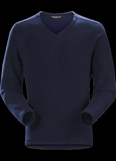 Donavan V-Neck Sweater Men's Kingfisher