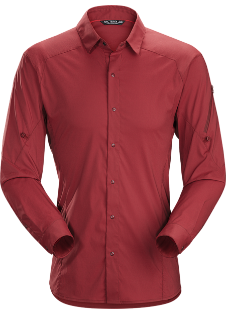 Elaho Shirt LS Men's Pompeii