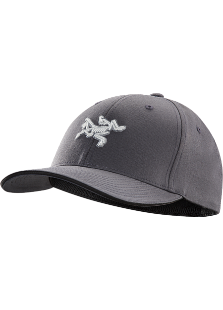 A low profile cap with an embroidered Bird logo on the front.
