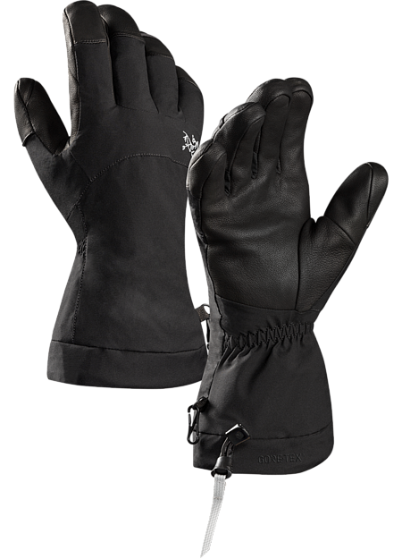 Fission Glove  Black