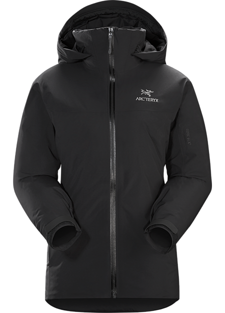 The warmest fully waterproof jacket in the Arc'teryx Essentials collection. Fission Series: Insulated weatherproof outerwear | SV: Severe Weather.