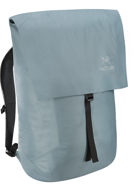 Urban backpack delivering advanced weather protection and smart organization.