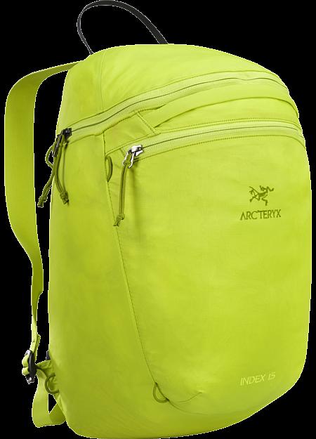 Index 15 Backpack  Chloroplast