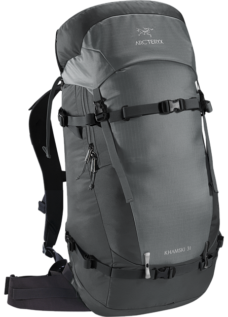 Khamski 31 Backpack  Mercury