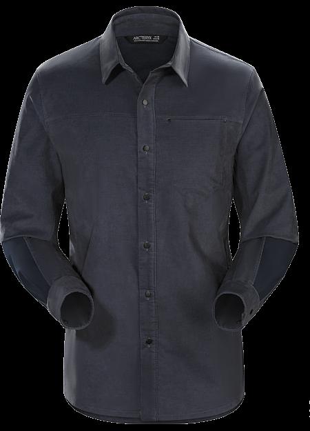 Merlon Shirt LS Men's Heron