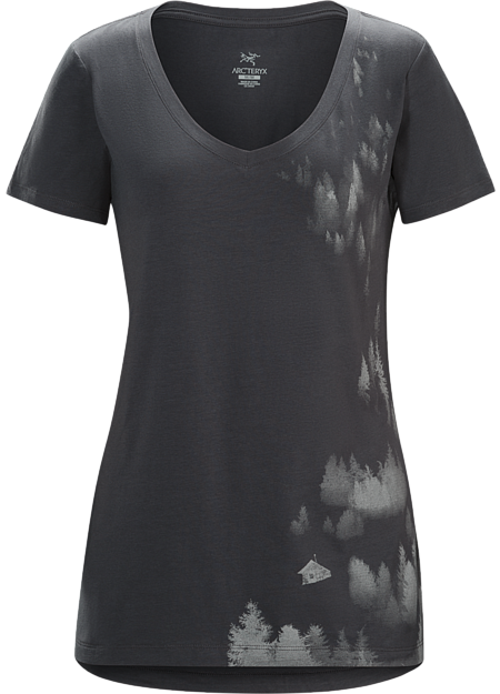 Morning V-Neck T-Shirt Women's Janus