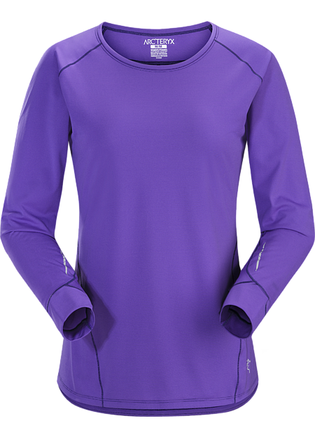 Fitted technical trail running shirt delivering outstanding moisture management.