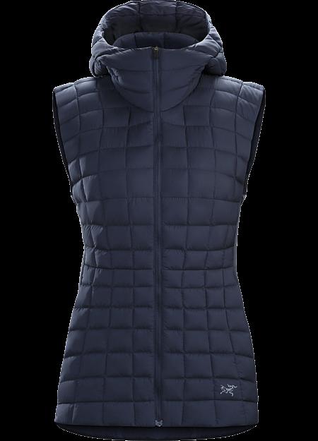 Narin Vest Women's Black Sapphire