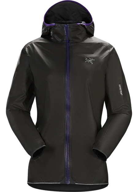 The lightest, most breathable Arc'teryx GORE-TEX® trail running jacket.