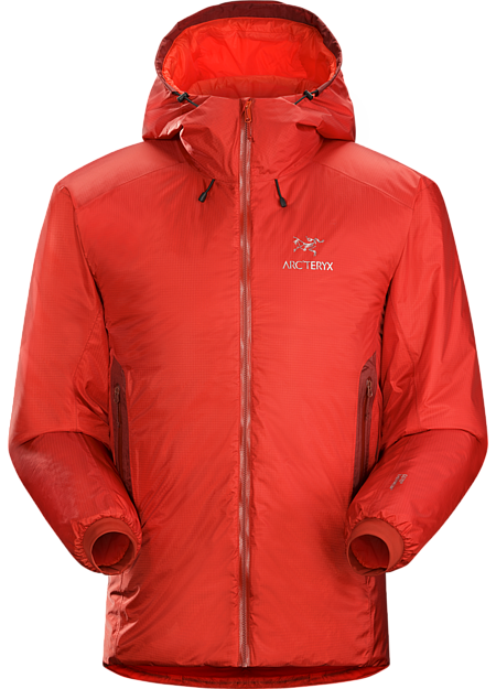Weather protection and warmth in a jacket for cold, wet belays and bivies.