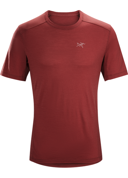 Lightweight Merino wool hiking and trekking shirt delivers natural fibre comfort and performance with the added durability of nylon.