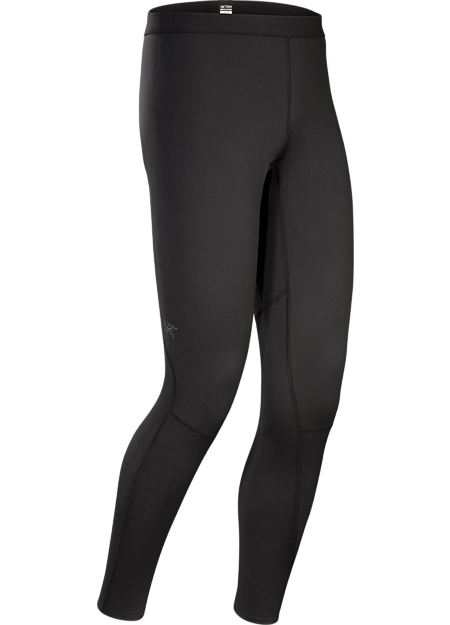 Silkweight Phasic™ baselayer bottom for high output in cooler temperatures. Phase Series: Moisture wicking base layer | SL: Superlight.