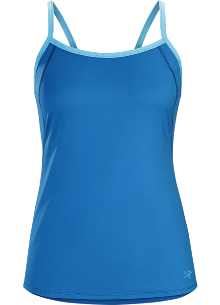 Performance camisole providing advanced moisture management and comfort. Phase Series: Moisture wicking base layer | SL: Superlight.
