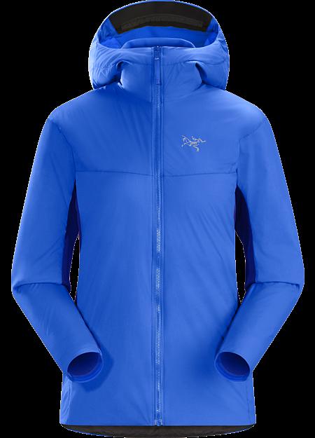 Procline Hybrid Hoody Women's Island Blue