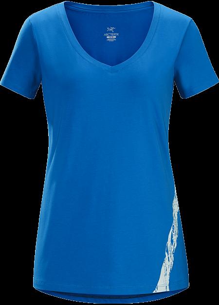 Regenerate V-Neck T-Shirt Women's Titanite