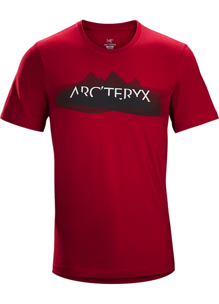 Remote T-Shirt Men's Red Beach