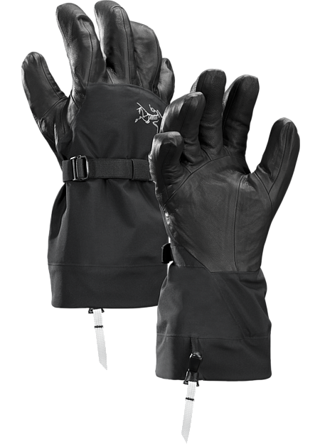 Rugged, waterproof glove built for backcountry tours in harsh conditions. SV: Severe Weather.