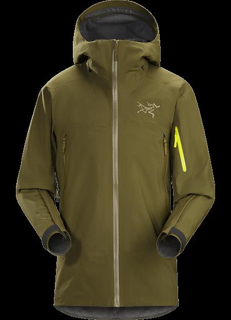 Sabre Jacket Men's Dark Moss