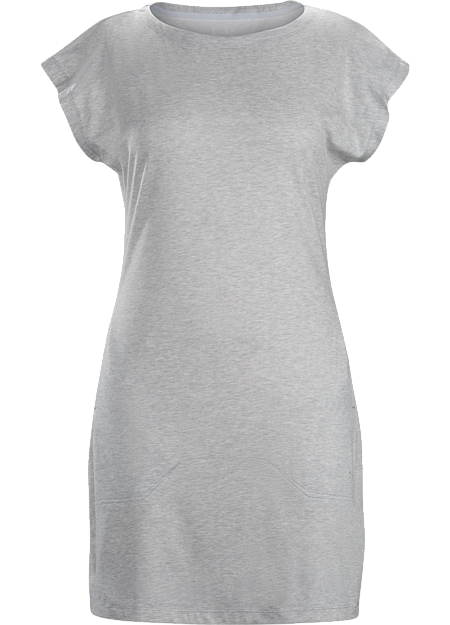 Serinda Dress Women's Light Grey Heather