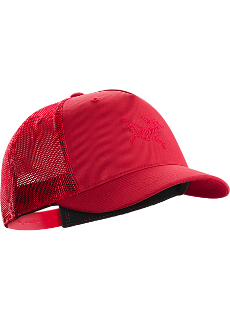 Short Brim Trucker Hat  Toreador