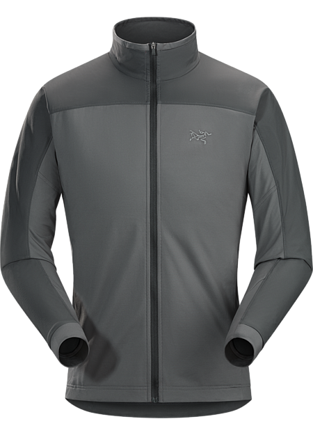 Lightweight, comfortable, highly versatile jacket designed for cold weather training and post workout cool downs.