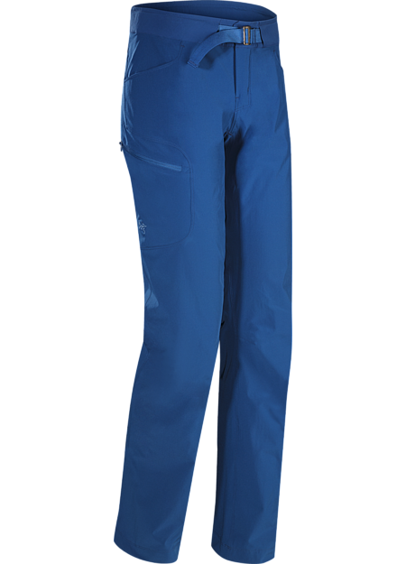 Lightweight, quick drying, durable hiking pants with excellent stretch and air permeable comfort.