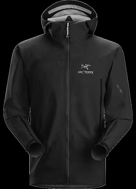Zeta AR Jacket Men's Black