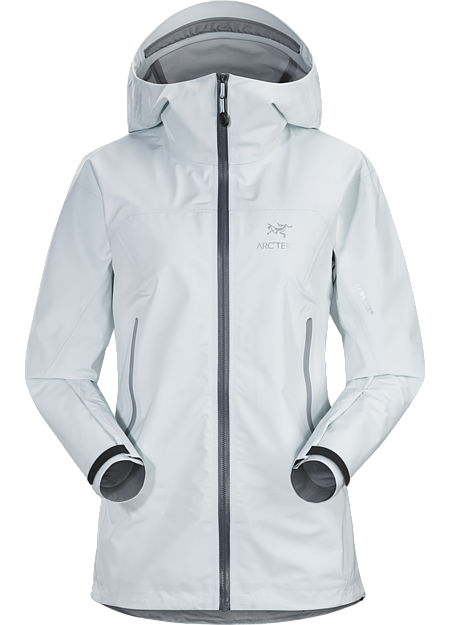Zeta LT Jacket Women's Dew Drop