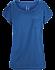 A2B Scoop Neck Shirt SS Women's Poseidon