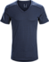A2B V-Neck Shirt SS Men's Nighthawk