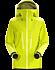 Alpha AR Jacket Women's Chartreuse