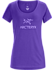 Arc'Word T-Shirt Women's Mauveine