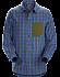 Bernal Shirt LS Men's Deja Dark Moss
